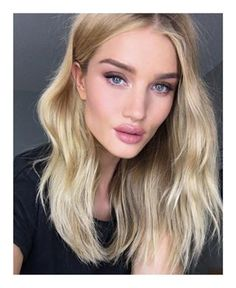 This is Rosie Huntington-Whiteley. She's kind of a famous model and actress.* | Rosie Huntington-Whiteley Is Pregnant With Genetic Superhuman