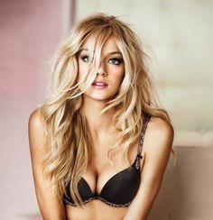 Victoria's Secret Girls have the best hair!