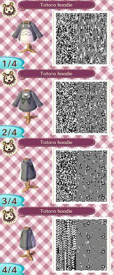 Totoro hoodie :D
