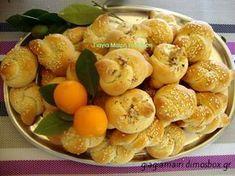 Κουλουράκια με γεύση τσουρεκιού