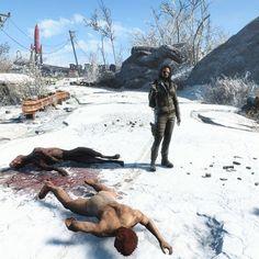 Piper—The Model. :D  Fallout-Screenshots (9) #Fallout #fallout4 #fo4 #bethesda #screenshot #piper #wright