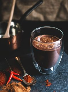 8 Delicious Hot Chocolates You Must Make This Winter #refinery29  http://www.refinery29.com/best-hot-chocolate-recipes