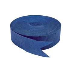 Sapphire Blue Jumbo Streamers - OrientalTrading.com (possible backdrop option-ombre theme)