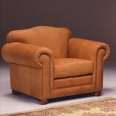 Found it at Wayfair - Sedona Leather Chair