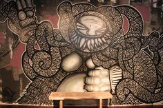 Rasanya seperti mimpi bisa menjadi saksi dari  kemajuan dunia Street Art di Indonesia