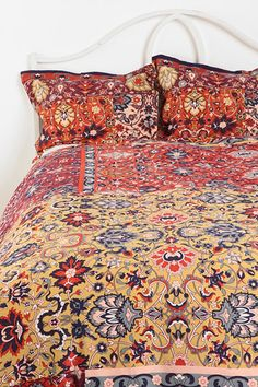 Persian Double Duvet Cover at Urban Outfitters