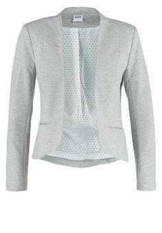 Köp Vero Moda VMJANA MAJAY - Blazer - light grey melange för 359,00 kr (2016-02-01) fraktfritt på Zalando.se