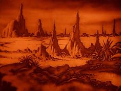 """The Angry Red Planet"" 1959"