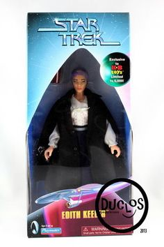 Star Trek - 9'' Action Figure Asst 65720 - Edith Keeler (KB Toys Exclusive). I have this one :D