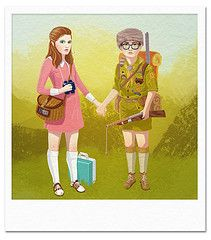 Swing with Shad - Moonrise Kingdom