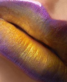 Colors ~ Purple and Yellow