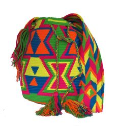 www.mochilaswayuu... www.facebook.com/Wayuuuuuu www.etsy.com/... ASK FOR OUR WHOLESALE PRICES whatsapp :+57 3203459226 $43 USD #wayuu #crochet #handmade #crochet #boho #bohostyle #bohochic #hippie #cartagena #colombia #colombiabags #art #wayuutribe #mochilaswayuu #mochilas#psychedelic#beachbag #Desertbag Tapestry Bag, Tapestry Crochet, Tribal Bags, Psychedelic, Boho Fashion, Boho Chic, Clutches, Facebook, Handmade