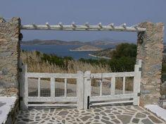 Villa Zografos: Irakleia island, Greece