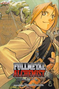 Bargain omnibus editions of one of the bestselling manga series of all time! In an alchemical ritual gone wrong, Edward Elric lost his arm and his leg, and his brother Alphonse became nothing but a so