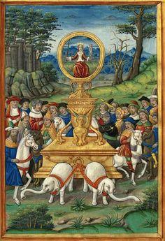 Petrarch-fr-12423-04-fame - Category:I Trionfi (Français 12423) - Wikimedia Commons