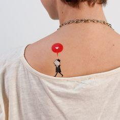 Enamorado - designy temporary tattoos. $5