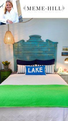 Boheme - Velvet Finishes Turquoise Painted Furniture, Distressed Furniture Painting, Shabby Chic Furniture, Cool Furniture, Shades Of Turquoise, Furniture Inspiration, Tiffany Blue, White Walls, It Is Finished