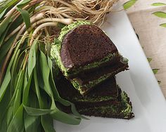 Ramp and Goat Cheese Grilled Cheese by LittleRedKitchen, via Flickr