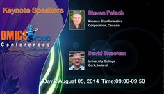 4th International Conference on #Proteomics & #Bioinformatics August 04-06, 2014 Hilton-Chicago/Northbrook, Chicago, USA