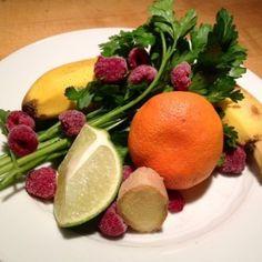 Rainbow Breakfast Smoothie   thelemonbowl