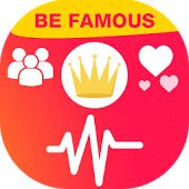Famouser for Musically - Fans booster simulator
