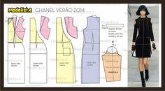 Modeler: Chanel, Paris Fashion Week, Fashion Week in Paris, Summer 2014