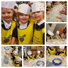 Pics from 2day & yesterday's F 2 F with Marlbrook PS @Wini10 @EatHappyProject  lots of giggles, fun & learning