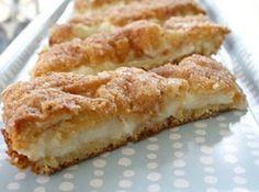 Pillsbury Crescent Rolls, Cream Cheese, Cinnamon, Sugar