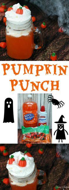 Dracula\u0027s Drink recipe - a fun and festive Layered Halloween Drink - halloween drink ideas for kids