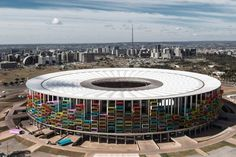1week1project proposes alternative use for brazil's world cup stadiums - designboom | architecture