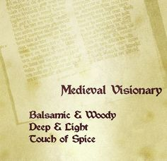 "For all my medieval friends :) Incense Sticks, ""Medieval Visionary"" Original Fragrance, created by Dauna Kiser Picture Framing Materials, Picture Frame Art, Back Art, Incense Sticks, Friends In Love, Tattoo Quotes, Medieval, At Least, Fragrance"