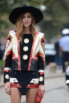 pash-for-fash:Street style/high fashion blog