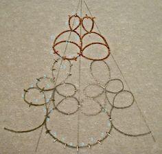SPULNI-BLOG: Angyal minta - Angel pattern