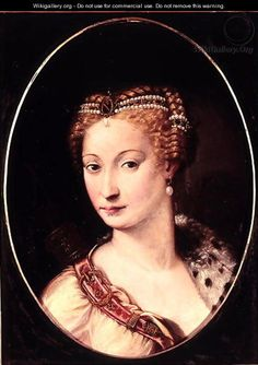 Diane de Poitiers 1499-1566 - Francesco Primaticcio, Mistress to Henri II of…
