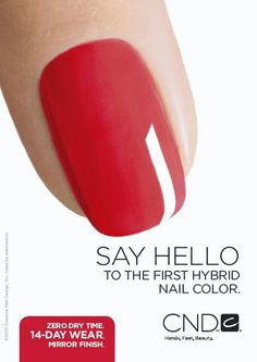 Love, Love, Love! Get this at my nail salon and it lasts about 4 weeks!