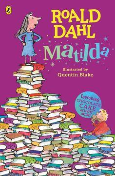Roald Dahl Matilda Card Game Dodge The Trunchbull
