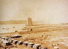 Torre de Belém, 1861