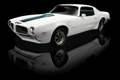 1970 1/2 Pontiac Firebird Trans Am | RK Motors Charlotte | Collector and Classic Cars