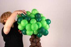 Balloon Tree Centerpiece