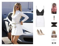 """hanging with kylie"" by unicorn-923 ❤ liked on Polyvore featuring Topshop, Chanel, Sophia Webster, T By Alexander Wang and Derek Lam"