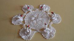 Swan lake crochet