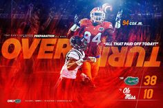 Florida is back. Design does not win games, but it sure does make it look good.  @GatorsFB @buddyoverstreet