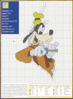 Gallery.ru / Фото #28 - Disney a ponto croce 2 - Chispitas