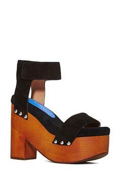 Jeffrey Campbell McCloud Platform Sandal