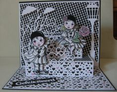 Fun Projects, Stamping, Scrap, Kids Rugs, 3d, Tags, Pretty, Handmade, Punch Art
