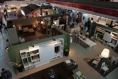 padiglione espositivo leccearredo 2011 #interiordesign #classic #modern #newconcept #italy #complementiarredo #ceramica #tecnology