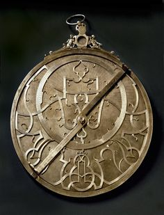 planisphere astrolab 16s flanders