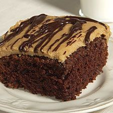 Sourdough Chocolate Cake – you won't taste the sour, just the rich, full flavor of chocolate.