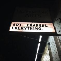 Art Changes Everything ◖◖Bella Montreal ◗◗