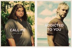 """Lost Valentines - """"Call Me (481)516-2342 - I'm addicted to you"""